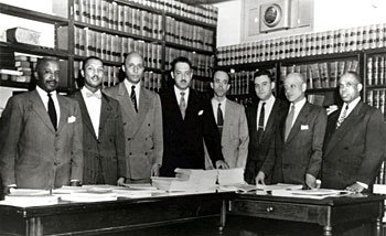 The Brown V Board Of Education Court >> The Brown Vs Board Of Education Trial A Chronology