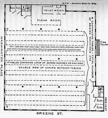 9thfloor the triangle shirtwaist fire trial selected maps