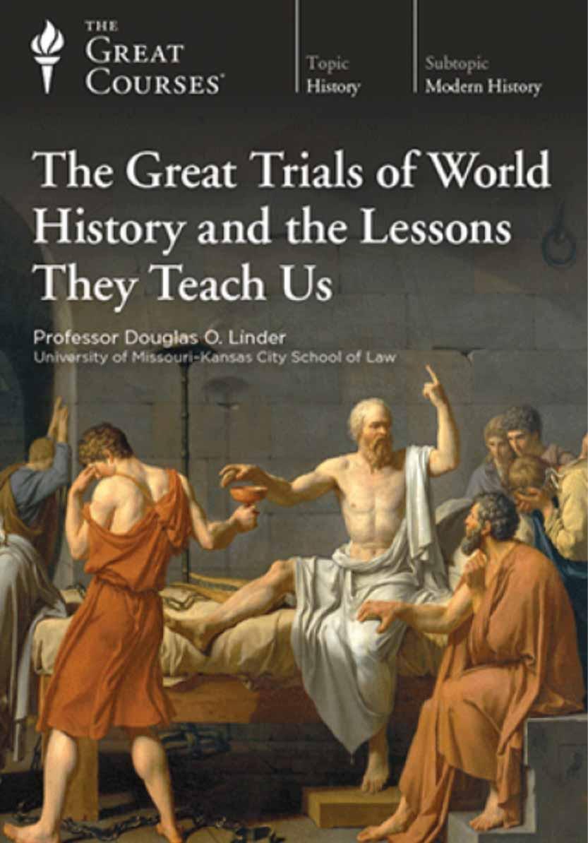 Famous Trials - UMKC School of Law - Prof. Douglas Linder